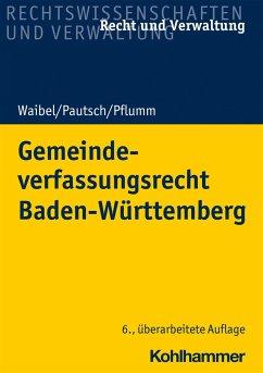 Gemeindeverfassungsrecht Baden-Württemberg