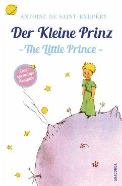 Der Kleine Prinz / Little Prince (zweisprachige Ausgabe) - Saint-Exupéry, Antoine de