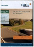 klickTel Routenplaner Sommer 2016, 1 DVD-ROM