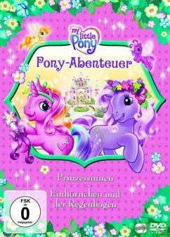 My Little Pony - Pony-Abenteuer (2 Discs)