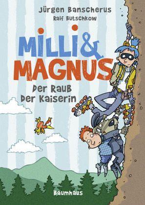 Buch-Reihe Milli & Magnus von Jürgen Banscherus