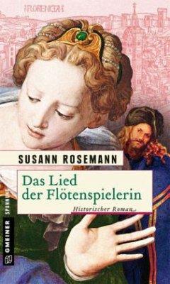 Das Lied der Flötenspielerin - Rosemann, Susann