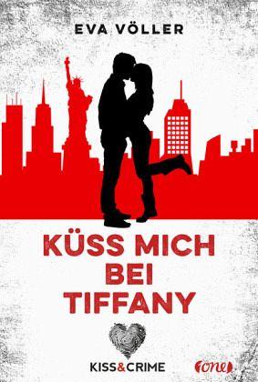 Buch-Reihe Kiss & Crime von Eva Völler
