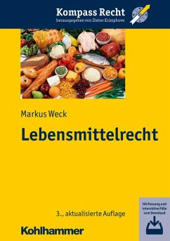 Lebensmittelrecht - Weck, Markus