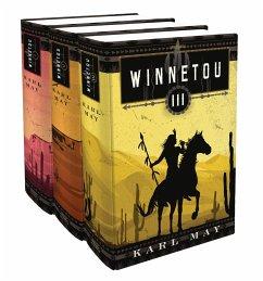 Winnetou I-III (3 Bände) - May, Karl