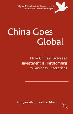 China Goes Global (eBook, PDF)