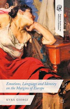 Emotions, Language and Identity on the Margins of Europe (eBook, PDF)