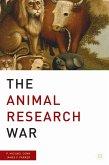 The Animal Research War (eBook, PDF)