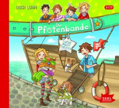 Socke macht Theater / Die Pfotenbande Bd.2 (Aud...