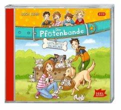 Lotta rettet die Welpen / Die Pfotenbande Bd.1 (Audio-CD) - Luhn, Usch