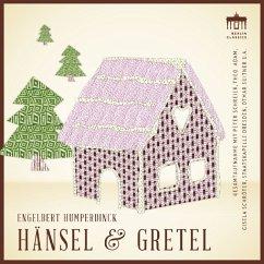 Hänsel & Gretel (Gesamtaufnahme)