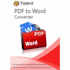 Tipard PDF to Word Converter - lebenslange Lizenz (Download für Windows)