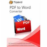Tipard PDF to Word Converter - lebenslange Lizenz (Download für Windows)