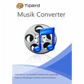 Tipard Musik Converter - lebenslange Lizenz (Download für Windows)