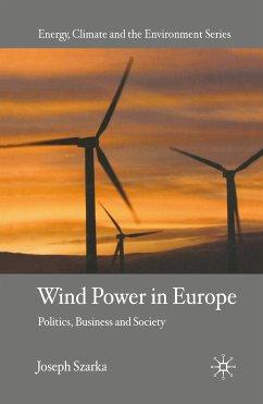 Wind Power in Europe (eBook, PDF)