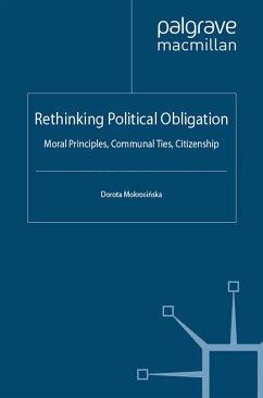 Rethinking Political Obligation (eBook, PDF)