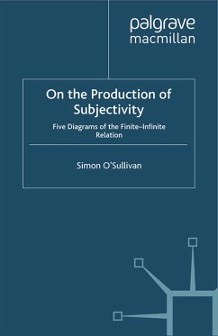 On the Production of Subjectivity (eBook, PDF)