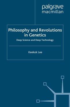 Philosophy and Revolutions in Genetics (eBook, PDF)