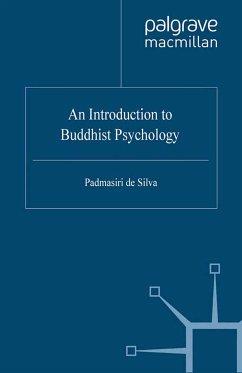 An Introduction to Buddhist Psychology (eBook, PDF)