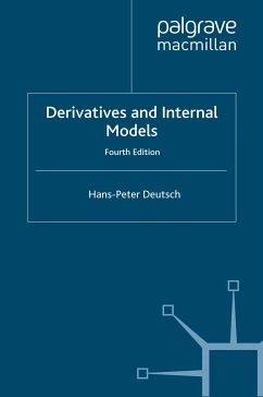 Derivatives and Internal Models (eBook, PDF)