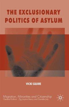The Exclusionary Politics of Asylum (eBook, PDF)