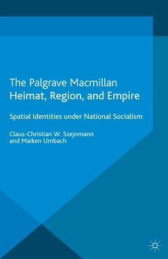 Heimat, Region, and Empire (eBook, PDF)