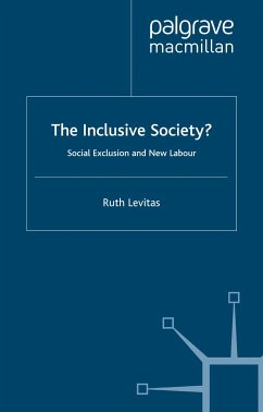 The Inclusive Society? (eBook, PDF)