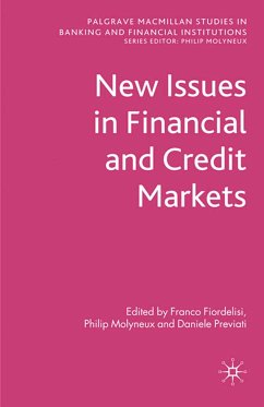 New Issues in Financial and Credit Markets (eBook, PDF)