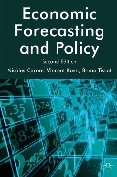 Economic Forecasting and Policy (eBook, PDF)