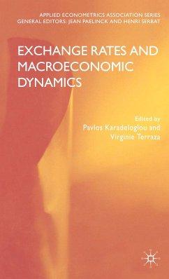 Exchange Rates and Macroeconomic Dynamics (eBook, PDF)