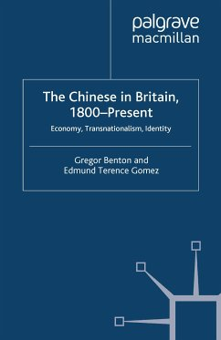 The Chinese in Britain, 1800 - Present (eBook, PDF)