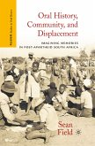 Oral History, Community, and Displacement (eBook, PDF)