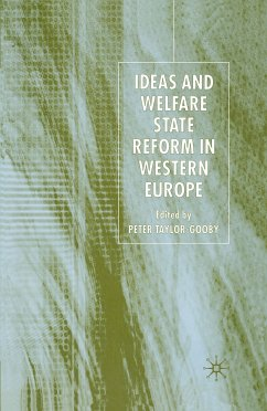 Ideas and Welfare State Reform in Western Europe (eBook, PDF)