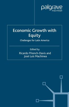 Economic Growth with Equity (eBook, PDF)