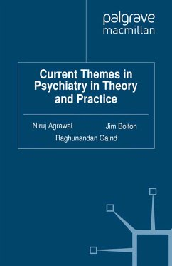 Current Themes in Psychiatry in Theory and Practice (eBook, PDF)