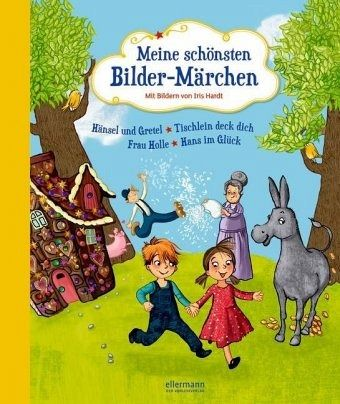 Buch-Reihe Meine schönsten Bilder-Märchen