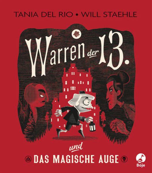 Buch-Reihe Warren der 13.