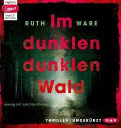 Im dunklen, dunklen Wald, 1 MP3-CD - Ware, Ruth