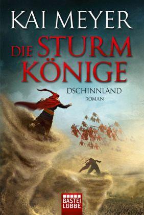 Buch-Reihe Die Sturmkönige von Kai Meyer