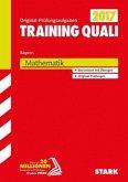 Training Quali Bayern 2017 - Mathematik A4
