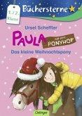 Das kleine Weihnachtspony / Paula auf dem Ponyhof Bd.4