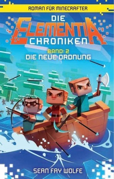 Buch-Reihe Die Elementia-Chroniken