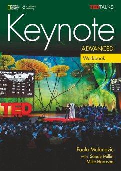 Keynote Advanced Workbook + CD