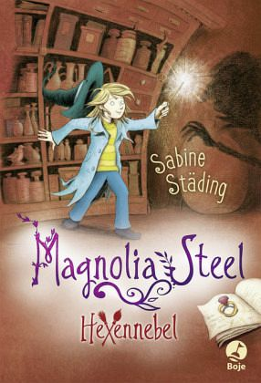 Buch-Reihe Magnolia Steel von Sabine Städing