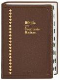 Bibel Litauisch - Biblija, Traditionelle Übersetzung
