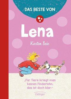 Das Beste von Lena - Boie, Kirsten