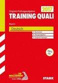 Training Quali Bayern 2017- Deutsch A4 + CD