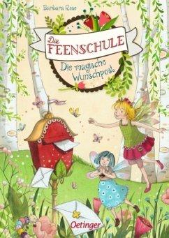 Die magische Wunschpost / Die Feenschule Bd.2 - Rose, Barbara