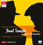 Paul Temple und der Fall Jonathan, 1 MP3-CD