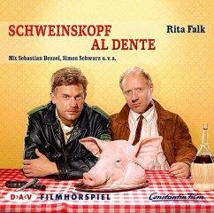 Schweinskopf al dente / Franz Eberhofer Bd.3 (1 Audio-CD) - Falk, Rita